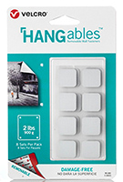VELCRO® Brand HANGables™ Removable Wall Fasteners
